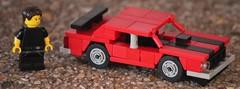 1971 Ford XY Falcon GT-HO Phase III (Jacka!) Tags: lego car ford falcon xy gt gtho muscle australian moc build 145 scale