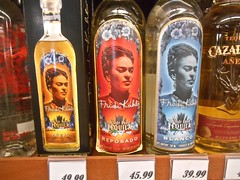 kahlo tequila (brucesflickr) Tags: sandiego california usa fridakahlo tequila