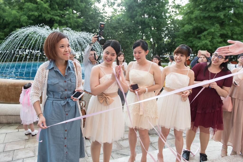 中僑花園飯店婚禮記錄雅琇與紋瑞-76