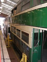 Liverpool 245 Wirral Transport Museum (TonyW1960) Tags: wirraltransportmuseum birkenhead liverpool 245 tram strassenbahn trikk tranvia