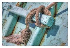 ropey paint job (rusty art) Tags: rusty art studios july 2016 tremblades charente maritime france olympus zuiko 135mm f35