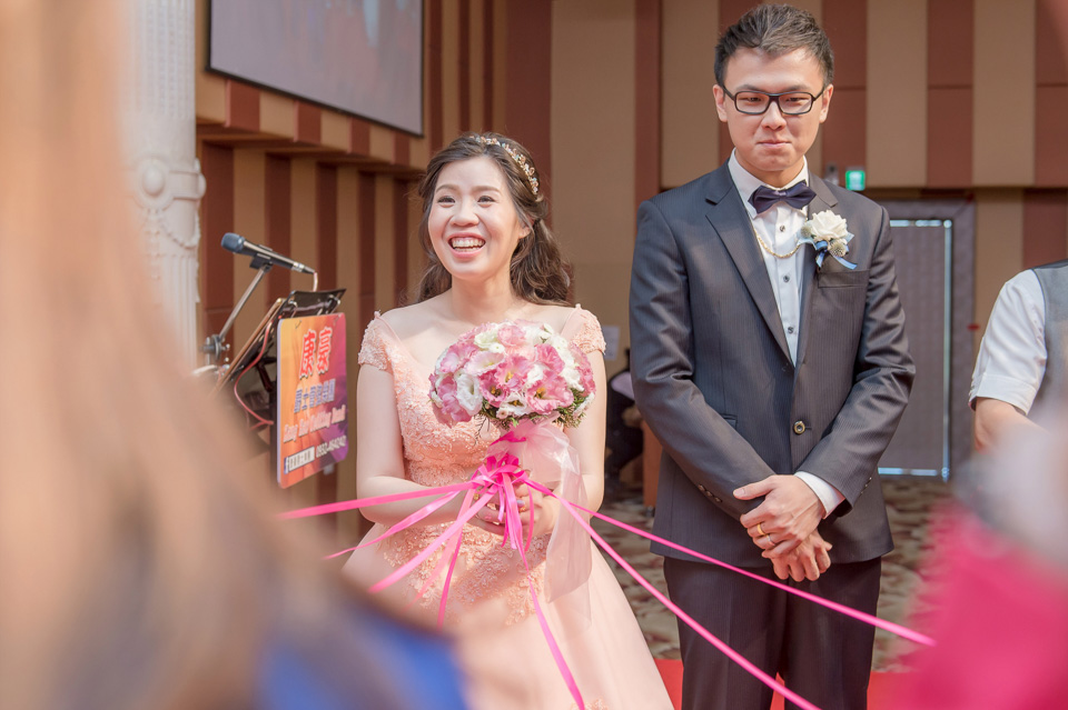 台南婚攝 情定婚宴城堡永康館 婚禮紀錄 C & V 157