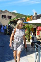 my mum! (domit) Tags: mum oma ramatuelle france walk street