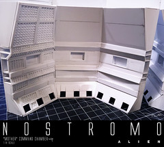 NOSTROMO-MOTHER-CHAMBER-26 (sith_fire30) Tags: alien aliens weyland yutani company nostromo muthur mother computer diorama styrene chamber custom action figure sculpture sithfire30 dayton allen ridley scott prometheus isolation sega