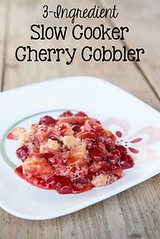 Slow Cooker Cherry C (alaridesign) Tags: slow cooker cherry cake ~ 31 days 5ingredient meals