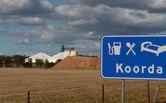 Location 12393 Koorda-Dowerin Rd, Koorda WA
