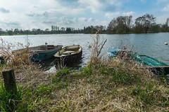 Same boats, different angles - Nantes surroundings (picsmarc) Tags: fuji xe2 fujifilmx