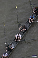 Crew (historygradguy (jobhunting)) Tags: people ny newyork sports water river person boat sitting candid upstate row fromabove crew sit rowing hudsonriver athletes seated dutchesscounty hudsonvalley