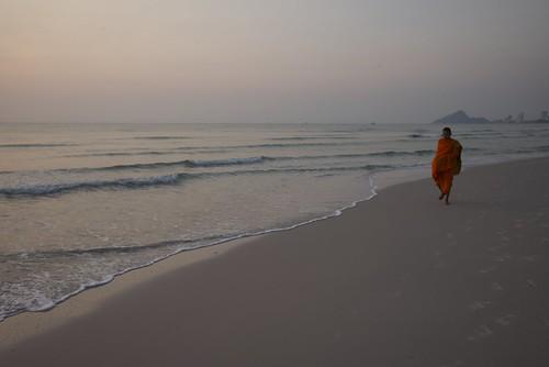 Dawn, Hua Hin Beach