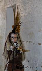 IMG_0071 (Calvin Hughes Photography) Tags: abbey metal stone umbrella punk weekend goth dracula steam violin whitby april van 25th clocks helsing 2015 25415