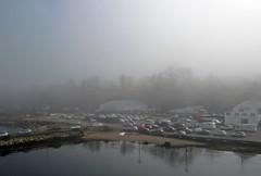 Better Late Than Never (Bricheno) Tags: fog cars arran isleofarran clyde island firthofclyde szkocja schottland scozia scoția scotland écosse escocia escòcia bricheno 蘇格蘭 स्कॉटलैंड σκωτία port