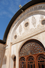 Khan-e Tabatabei historical house in Kashan / Iran (ANJCI ALL OVER) Tags: iran middleeast persia ایران kashan islamicrepublicofiran جمهوریاسلامیایران