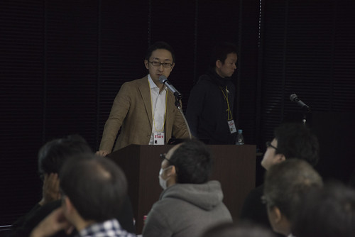 鈴木 雄介, 日本Java ユーザーグループ総会, JJUG CCC 2015 Spring