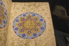 IMG_2605 (Alex Brey) Tags: art museum turkey istanbul manuscript islamic quran tiem koran coran trkveislameserlerimzesi mashaf turkishandislamicartmuseum qurn