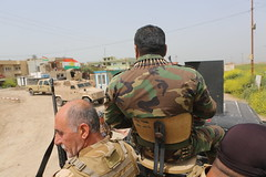 Iraq Talesskef  Frontline 17.04.2015 IMG_8729 (Thomas Rossi Rassloff) Tags: army arms military iraq armee irak brüder allianz waffen gemeinschaft miliz kurdisch brotzer verbündete peschmerga dwekh nawsha