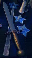 Swords and Wands (travelingnorthagency) Tags: dinner orlando crt florida waltdisneyworld travelagency magickingdom 2014 travelagent orlandoflorida cinderellasroyaltable wishingstar travelingnorth travelingnorthagency