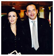 2000 - Carlo Serafini e Sabrina Ferilli