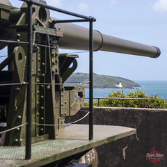 Pendennis Castle, Falmouth (Bridge Computers) Tags: ocean old blue trees sea summer castle history june canon landscape boats seaside cornwall king view ships navy falmouth 6d 28105 2015 nationalheritage kinghenry canon6d
