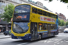 Dublin Bus SG107 152-D-9667 (Will Swain) Tags: dublin 11th june 2016 bus buses transport travel uk britain vehicle vehicles county country southern south east ireland irish city centre sg107 152d9667