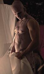 Frankenstein (tim_asato) Tags: old portrait sexy male guy pecs monster sex naked model erotic muscle retrato handsome modelo frankenstein chico russian guapo abs scars beautifull monstruo desnudo ruso erotico cicatriz masculino musculo timasato lorealonso evgenykhovrin pnsativo