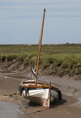Blakeney 4 (D G Butcher) Tags: boats norfolk moorings blakeney