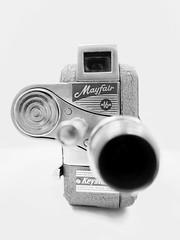 Mayfair K-55 Keystone (chicitoloco) Tags: vintage cam retro keystone 16mm mayfair oldie k55