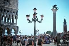 Piazza San Marco (StefanJurcaRomania) Tags: sf plaza italien venice light italy st square licht italia place mark platz marc marco piazza venezia venedig markus venetia hl piata lumina veneto marcu venetien