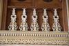Metal Grills (VinayakH) Tags: india gardens royal palace hyderabad royalpalace nizam telangana chowmahallapalace