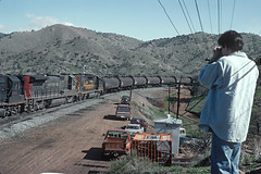 Oil Cans On the Loop Part 2 -- the Mid-train Helpers -- 7 Photos (railfan 44) Tags: southernpacific