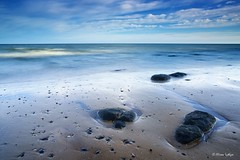 Another World (Ali Ly) Tags: art beach d810 day hunstanton leebigstopper longexposure nikon outdoor rocks sand sea sigma24mm sky water