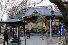 Renkeiji Temple, Kawagoe (Raffael Helmhart) Tags:  temple buddhist kawagoe   saitamaprefecture