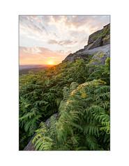 Last Light (danjh75) Tags: sunset mountains landscape nikon peakdistrict ngc moors nationaltrust goldenhour lastlight higgortor gritstones