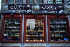 Beer Bar, Gent, Belgium. () Tags: street beer beautiful bar canon frank relax friend photographer belgium ngc streetphoto ghent gent  gand 6d  leicaelmaritr24mmf28
