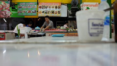Food Court (manidad1) Tags: fuji fujifilm x100s thailand asia udon thani food court hall