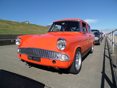 Ford Anglia_8283 (pjlcsmith2) Tags: minsterleas classicvehiclesontheseafront 2016 cars sweethut sheppey classiccarshow ford anglia 105e
