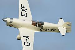 G-AEXF (Tobyone1985) Tags: gull shuttleworth mew gaexf