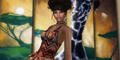 Tribal Style  (*~ Negly ~*) Tags: mandala entice designersshowcase designershowcase secondlife kc kate boon tribal fashion