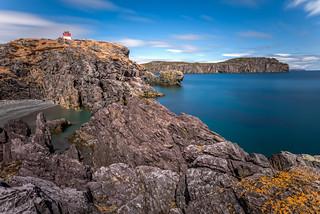 Fort Point, Trinity Bay Newfoundland