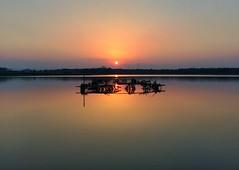 #sunset #lake (ivanutama) Tags: lake sunset