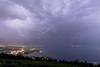 Orage sur Vevey (MarKus Fotos) Tags: léman landscape leman lac lake lightning lights lavaux lumières chablais orage orages foudre eclair éclair éclairs vevey montreux thunder thunderstorm thunderstrike nuages nuit nuage