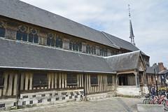 2016.06.28.030 HONFLEUR - Eglise Sainte-Catherine (alainmichot93 (Bonjour  tous)) Tags: 2016 france normandie seinemaritime honfleur architecture glise colombages