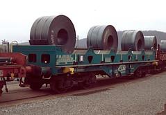 Type 3614 E1 @ Monsin (Pim Van Gestel) Tags: type 3614 e 1 nmbs sncb vervoer transport coils shmmns b cargo