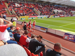 Rotherham v Brentdord 20th Aug 2016 (4) (Chris.,) Tags: aessealnewyorkstadium bees brentfordfc creativecommons4 millers newyorkstadium rockettes rotherham rotherhamunitedfc rotherhamunitedtherockettes rufc skybetchampionship skybetleaguechampionship therockettes efl