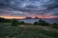 Tomma in evening light (A.Husvaer) Tags: tomma norge norway coastline helgeland