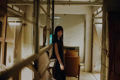 68500019-2 (CY Cheng Photography) Tags: nikon f100 50mm f14 film    girl portrait light people art  cy cheng cychengphotography fuji   room
