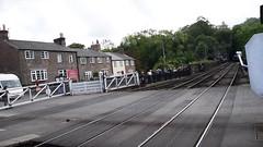7822 returns to Grosmont (John W. Davies) Tags: northyorkshiremoorsrailway nymr steamtrains steamlocomotives heritagerailway grosmont goathland