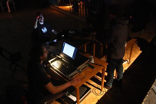 "WORKSHOP: Percepce lidského oka / Video jako zdroj světla na divadle • <a style=""font-size:0.8em;"" href=""http://www.flickr.com/photos/83986917@N04/16898879328/"" target=""_blank"">View on Flickr</a>"