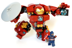My Lego Hulkbuster 08 (mpchi) Tags: 2 man smash mod iron lego mark super age heroes hulk custom build marvel mk 44 avengers moc ultron hulkbuster 76031