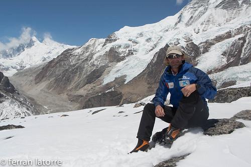 2.Amb l'Everest i el Lhotse