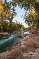 San Marcos River Rapids